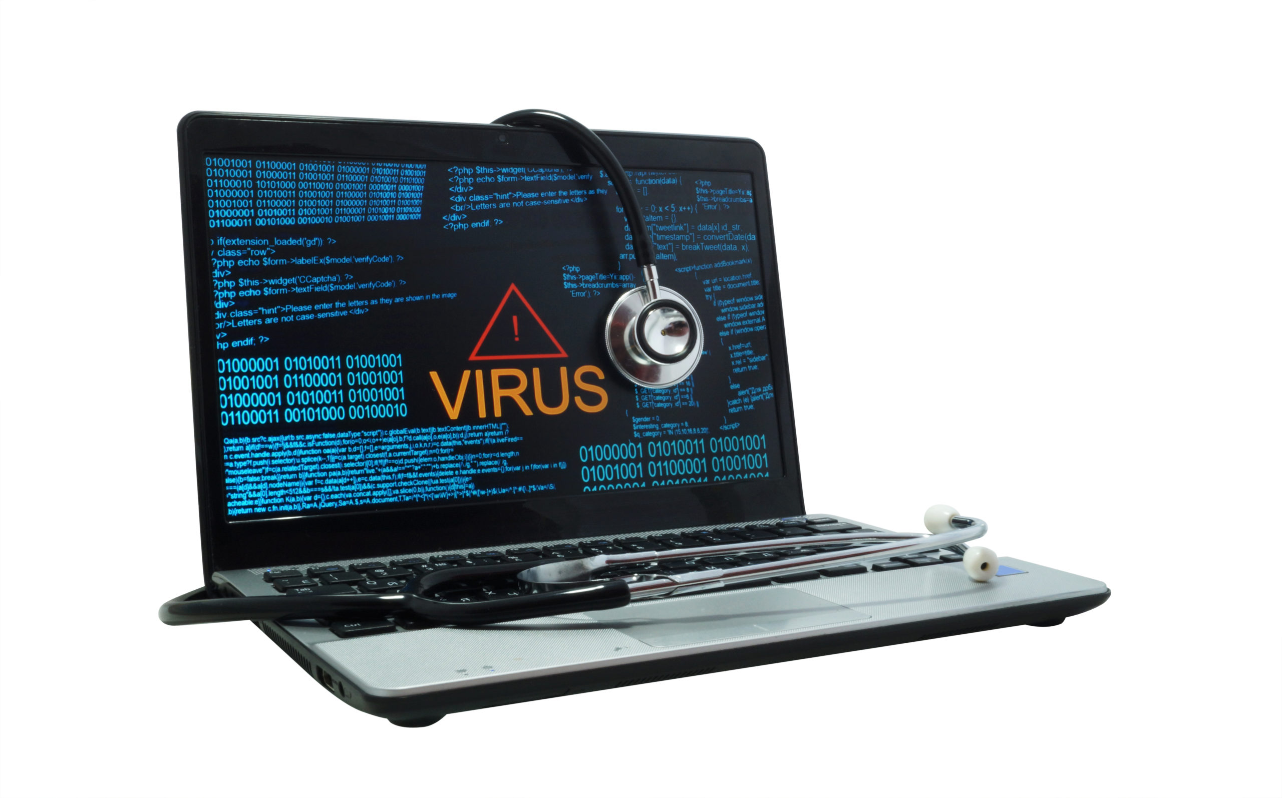 Maleware and Virus Removal